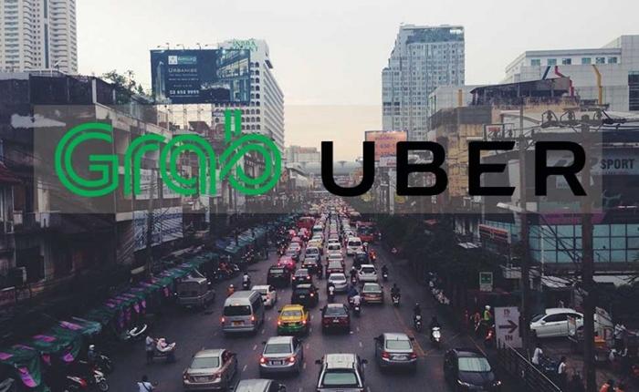 Softbank วางแผนควบรวม Grab และ Uber ในส่วนเอเชียตะวันออกเฉียงใต้