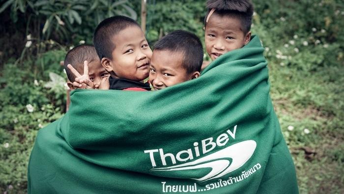 18 ปีผ้าห่มผืนเขียว ไทยเบฟยังคงเดินหน้าส่งมอบไออุ่นอย่างยั่งยืน