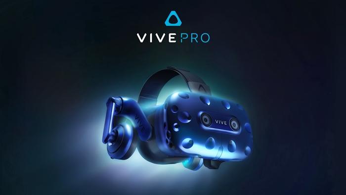 HTC VIVE ยกระดับ VR เปิดตัวรุ่นอัพเกรด VIVE PRO และ Vive Wireless