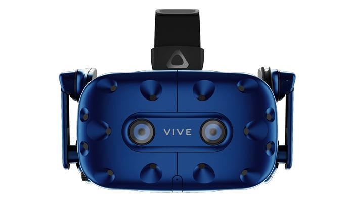 HTC Vive Pro_head on