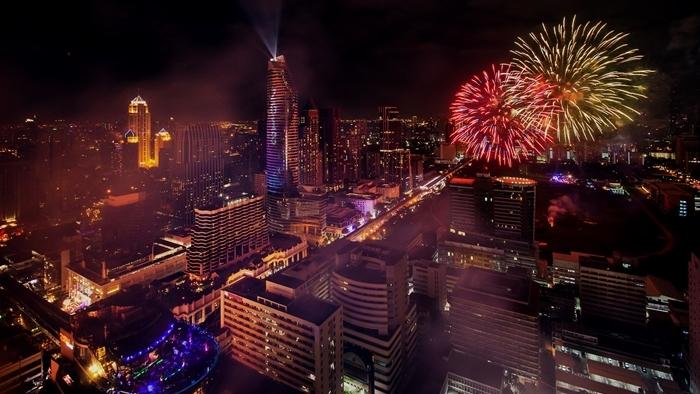กรุงเทพฯ ตอกย้ำเมืองท่องเที่ยวยอดนิยมสูงสุดของโลก คาดดึงดูดนักท่องเที่ยวร่วมฉลองปีใหม่มากกว่า 780,000 คน