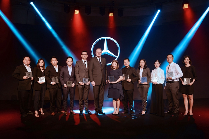 Mr. Michael Grewe and Authorised AMG Dealers