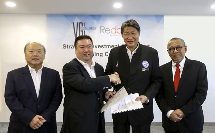 VGI รุกสื่อโฆษณา OOH ในอาเซียน