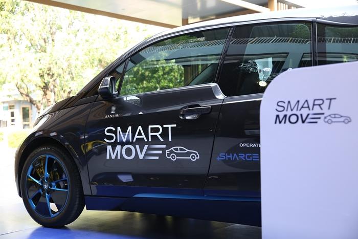 รถยนต์ BMWi3 รถยนต์ไฟฟ้าเต็มรูปแบบ (Fully Electric) รุ่นแรกจาก BMW