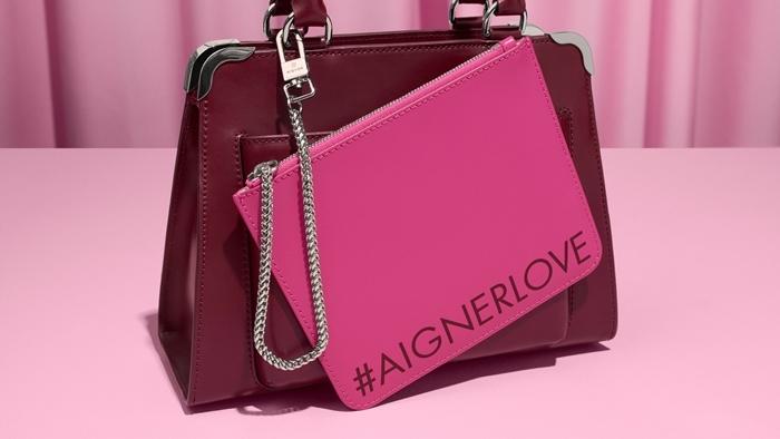 คนรักกระเป๋าหนังห้ามพลาด AIGNER เปิดตัวคอลเลกชั่น #AIGNERLOVE สนุกสนานและลึกลับ เข้มแข็งแต่อ่อนโยน