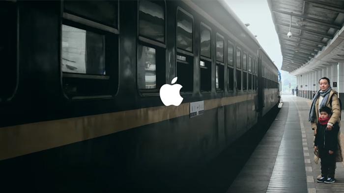 Apple ทำโฆษณาซึ้งรับตรุษจีน สร้างจากเรื่องจริงของแม่ลูกคู่หนึ่ง ถ่ายทำด้วย iPhone X ทั้งเรื่อง