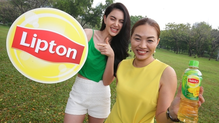 Lipton Green Tea_MKT 1