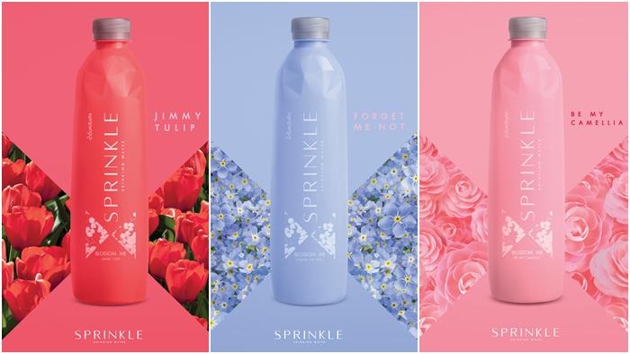 """Sprinkle"" พลิกโฉมตลาดน้ำดื่ม เปิดตัว ""Sprinkle Unlimited Inspiration"" ฉีกกฎ ""ขวดน้ำทำไมต้องใส"""