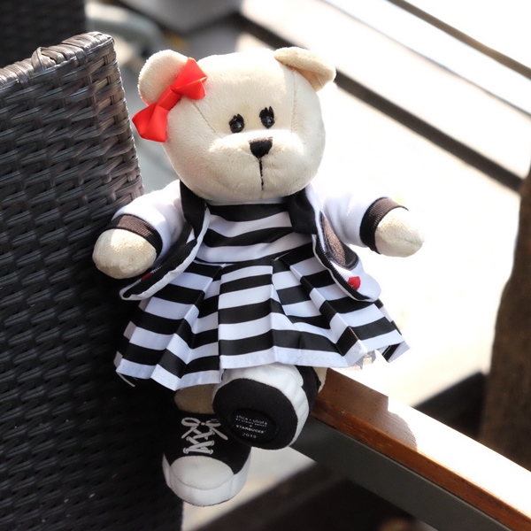 Starbucks x Alice+Olivia Collection_Bearista