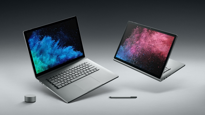 Surface Book 2