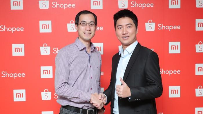 Shopee x Xiaomi เปิด Official Shop เพิ่มทางเลือกให้นักช้อป