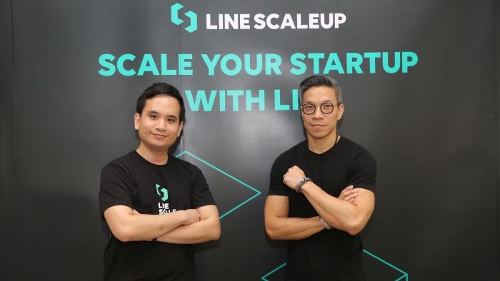 """LINE ปั้น """"SCALEUP"""" ภารกิจสานฝัน Startup ไทย เตรียมทุน 10 ล้านเหรียญสหรัฐหนุนสู่ตลาด"""