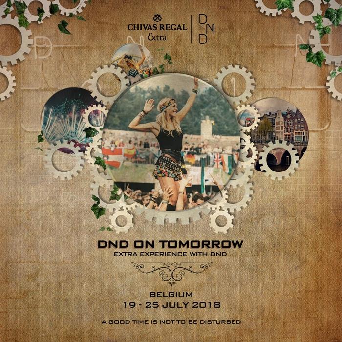 Chivas-DND Tomorrowland