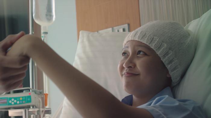 สิ่งสำคัญที่สุด คือใจที่ไม่ยอมแพ้ โรงพยาบาลวัฒโนสถ จับมือ แม็กซ์ เจนมานะ ส่งเพลงซึ้งให้กำลังใจผู้ป่วยโรคมะเร็ง