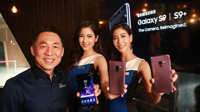 """ซัมซุง ตอกย้ำผู้อันดับหนึ่งในตลาดสมาร์ทโฟน เปิดตัว """"กาแลคซี่ เอส 9 และ เอส 9 พลัส"""""""