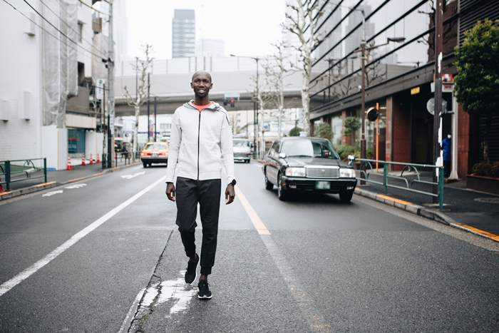 WILSON KIPSANG IN TOKYO