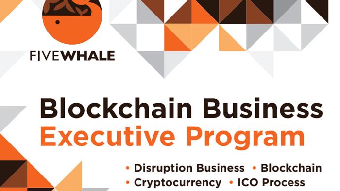 ครั้งแรกกับเวิร์คช็อปสุดพิเศษ Blockchain Business Executive Program รุ่นที่ # 1