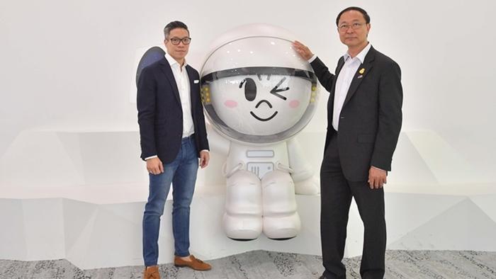 รมว.ดิจิทัล เยี่ยมชมสำนักงาน LINE ประเทศไทย พร้อมให้วิสัยทัศน์และมอบนโยบายการการขับเคลื่อนไทยแลนด์ 4.0