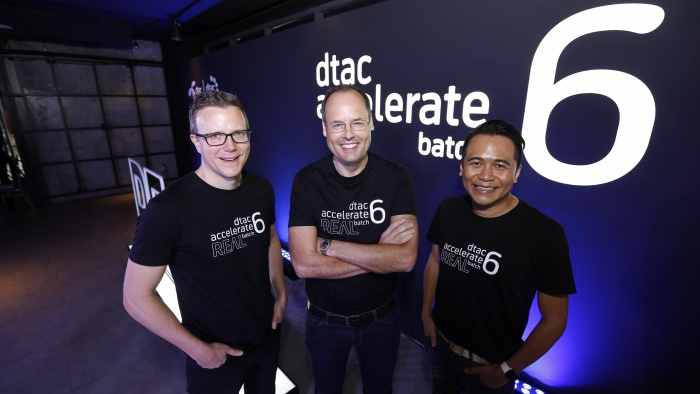 เปิดประตูโอกาส dtac accelerate batch 6 จับมือพาร์ทเนอร์โกลบอล-โลคัล หวังปั้น Unicorn เลือดไทย