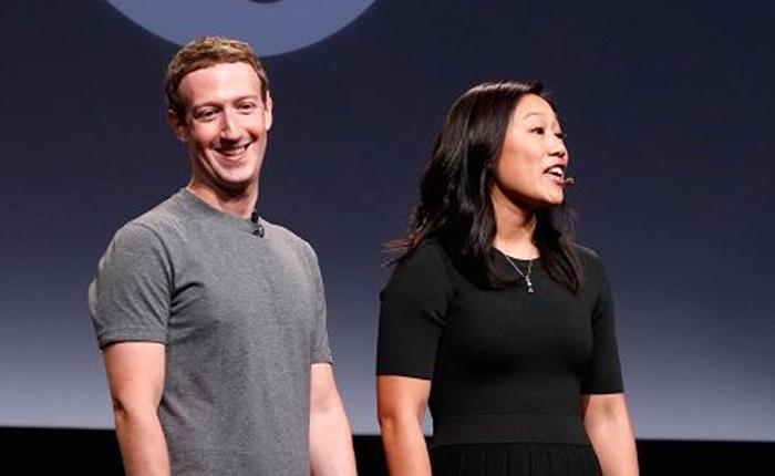 คนรักเมียที่แท้ทรู 'มาร์ค ซัคเคอร์เบิร์ก' ขายหุ้น Facebook มูลค่า 500 ล้านดอลล์ เข้าโครงการการกุศลของศรีภรรยา