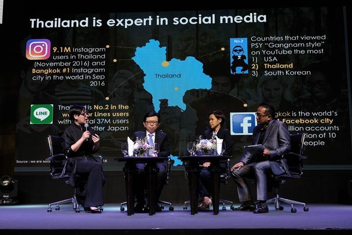 ภาพหมู่ช่วง Digital Business Strategy pic1