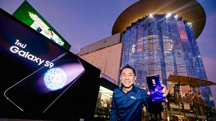 ใช้อินเตอร์แอคทีฟกับผู้บริโภคผ่าน Galaxy Studio สะท้อนความสำคัญตลาดมือถือไทย ที่มีต่อ SAMSUNG