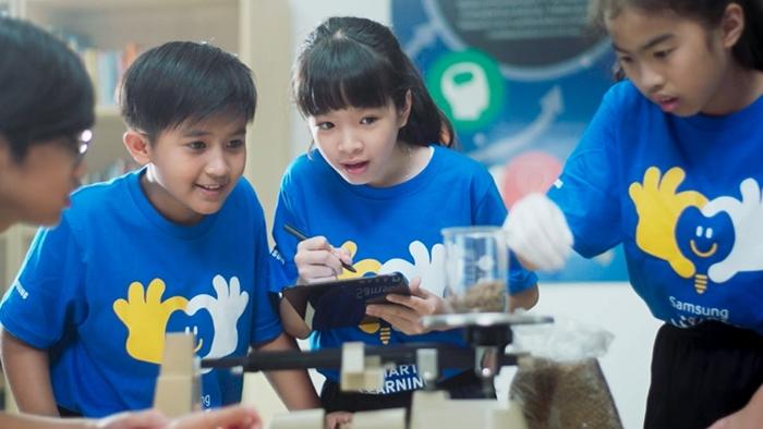 Samsung Smart School หรือ ห้องเรียนแห่งอนาคต Campaign ต่อยอดแรงบันดาลใจ ต่อยอดความฝันของเยาวชนไทย