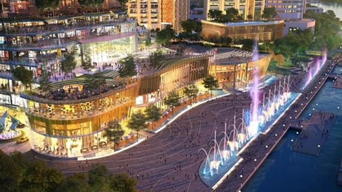 """ไอคอนสยามทุ่ม 700 ล้านเปิดโซนพิเศษสุขสยาม """"เมือง SME"""" ครบวงจรรูปแบบใหม่ Co-Creation"""