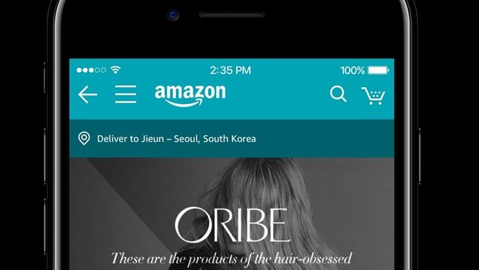 Amazon เอาใจนักช็อป เปิดบริการแอพช็อปปิ้ง ไม่ว่าจะใช้สกุลเงินประเทศไหนก็สามารถซื้อสินค้าได้