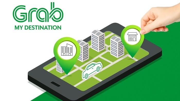 แกร็บ เพิ่มฟีเจอร์ My Destination ช่วยพาร์ทเนอร์ผู้ขับขี่ หารายได้เพิ่มและลดค่าใช้จ่ายระหว่างเดินทางไปยังจุดหมายที่ต้องการ