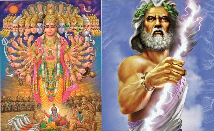 Vishnu-Zeus