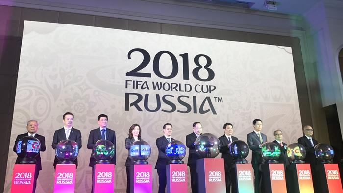 คนไทยเฮ 9 องค์กรลงขันให้ชมฟุตบอลโลก 2018 ฟรีทุกแมตช์ ผ่าน 3 ช่อง 'ทรูโฟร์ยู-อัมรินทร์ทีวี-ช่อง 5'