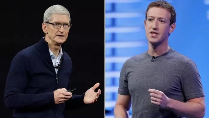 Tim Cook vs Mark Zuckerberg สงครามน้ำลาย ระหว่างบิ๊ก Tech Company