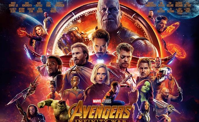 200 ล้านใน 5 วัน Avengers: Infinity War ทุบสถิติบ็อกซ์ออฟฟิศไทย