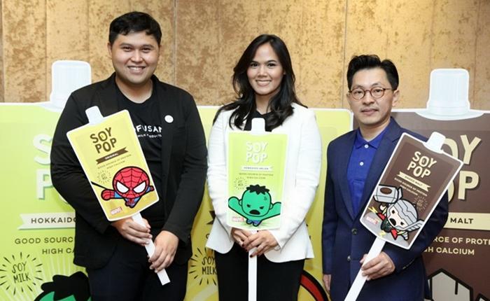 มาตรฐานต้องถึงแค่ไหน โทฟุซัง บริษัทนมถั่วเหลือง SME สัญชาติไทย ถึงคว้าลิขสิทธิ์ มาร์เวล