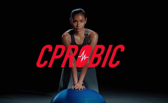 ผอมและเก่งมาก!Virgin Active ปรับท่าออกกำลังกาย มาช่วยสอนทำ CPR เบิร์นแคลได้จริง