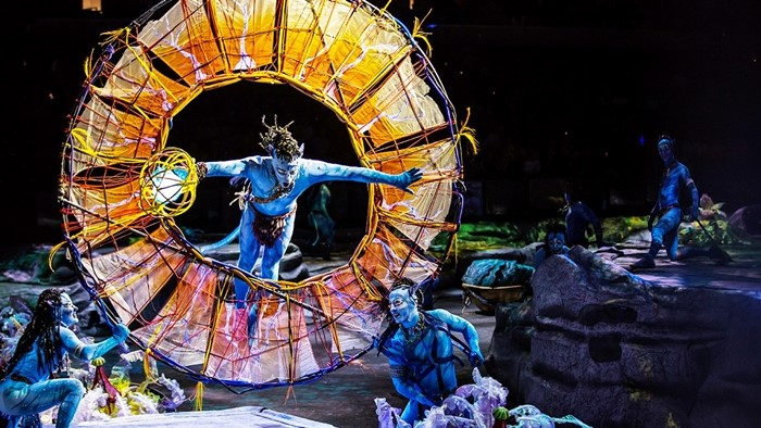 """สาวก AVATAR เตรียมฟิน """"Toruk The First Flight"""" โชว์สุดอลังจาก Cirque du Soleil ที่จะเนรมิตตำนานภาพยนตร์ดังให้โลดแล่นอีกครั้งบนเวที"""