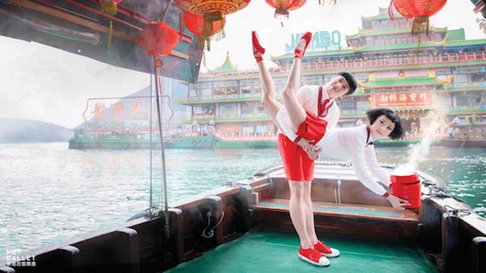 สลัดภาพความหวาน สู่ความร่วมสมัย แคมเปญดีๆ จาก The Hong Kong Ballet