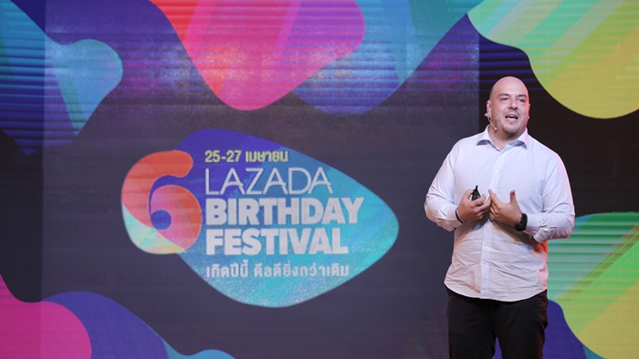 Lazada Reaches Record Figures Throughout 6th Anniversary Celebrations
