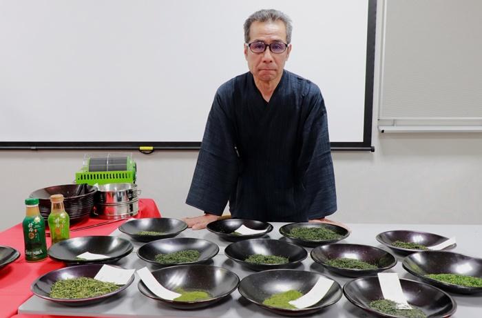 Resize Green Tea