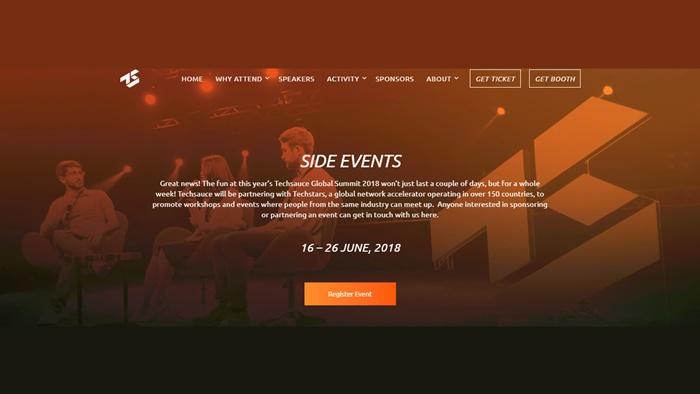 """Techsauce"" ชวนเจาะลึกด้านเทคโนโลยีแต่ละอุตสาหกรรม ในงาน Thailand Startup Week 2018 เริ่ม 16-26 มิ.ย.นี้"