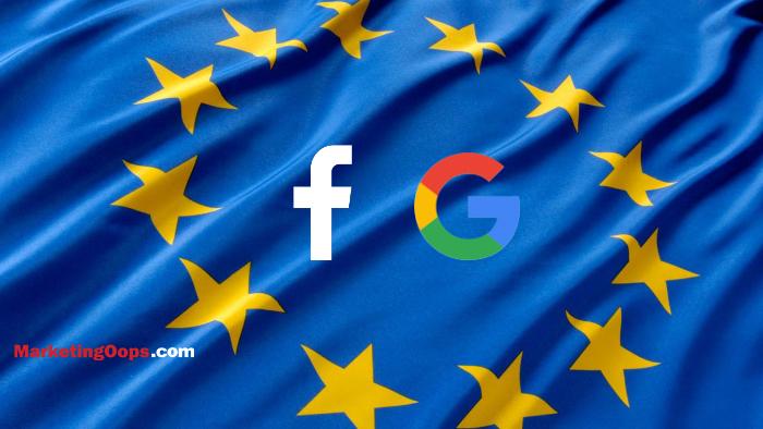 Facebook – Google อาจต้องเผชิญกับค่าปรับรวมกันมากกว่า 7,000 ล้านยูโร จากข้อบังคับ GDPR