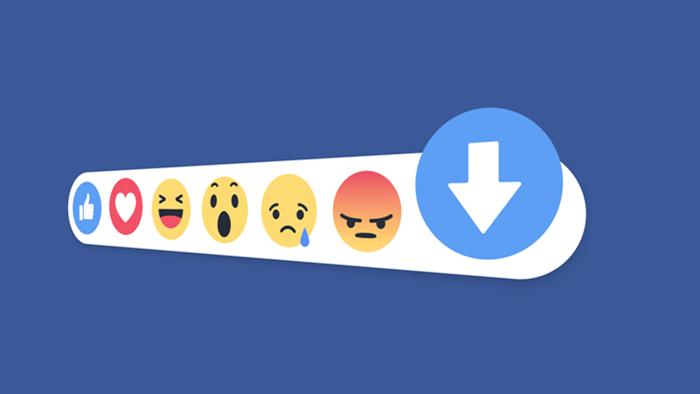 Facebook ขยายกลุ่มทดสอบปุ่ม Upvote –  Downvote แล้ว