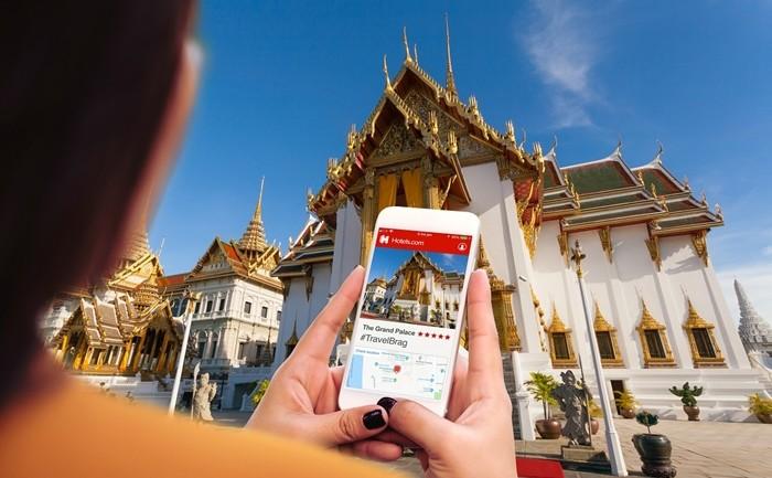 รูฟท็อปบาร์-วัดอรุณ-ตลาดนัด คำยอดฮิต นักท่องเที่ยวใช้เมื่อเดินทางมากรุงเทพฯ