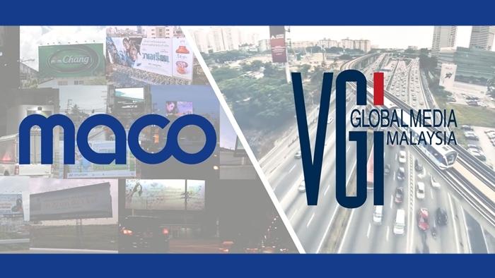 MACO ทุ่ม 360 ล้านบาท ซื้อกิจการ VGI Malaysia ปูทางขยายธุรกิจสื่อโฆษณานอกบ้านไปยังในภูมิภาคอาเซียน