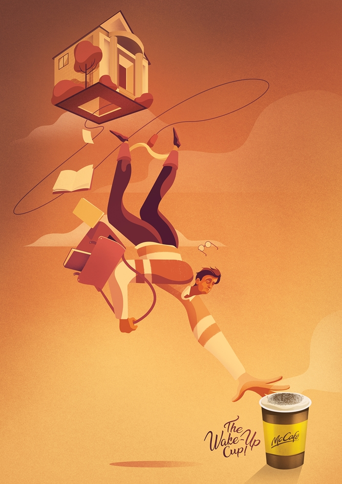 mccafe_library_ad