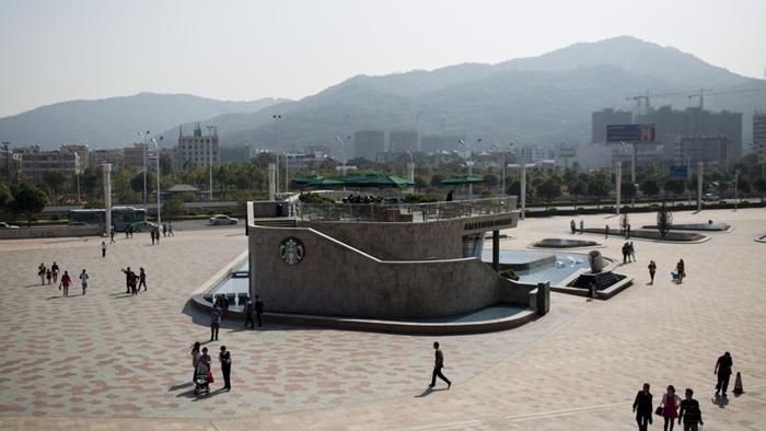 Starbucks วางแผนเปิดร้านใหม่ทุกๆ 15 ชั่วโมงในจีน จนถึงปี 2022