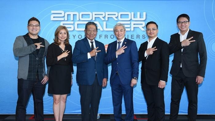 """""""ทูมอร์โรว์ สเกลเลอร์"""" หลักสูตร ขับเคลื่อนเศรษฐกิจไทย ชูภาคอีสาน ต้นแบบการลงทุนสู่ตลาดโลก"""