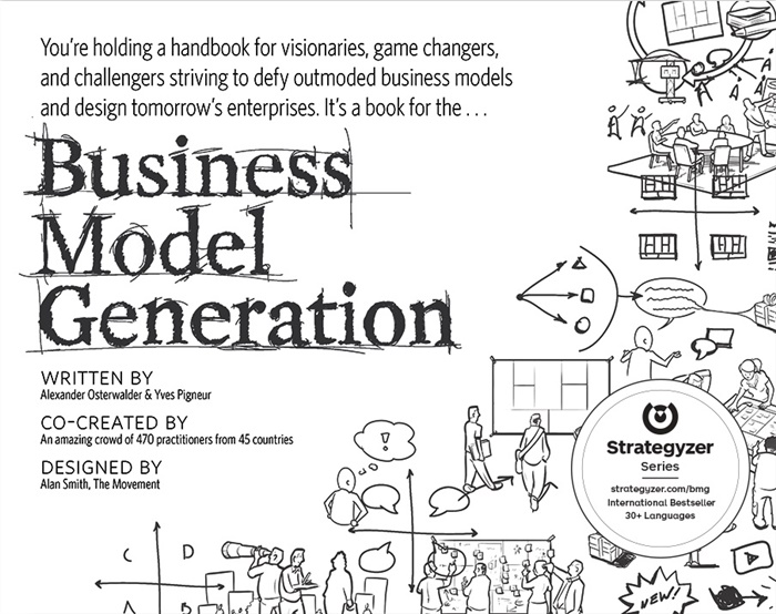3 หนังสือ Business Model Generation