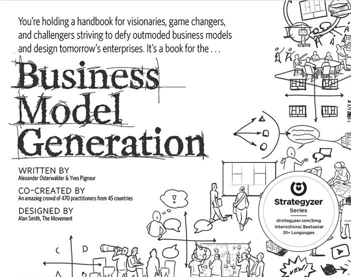 3 หนังสือ Business Model Generation